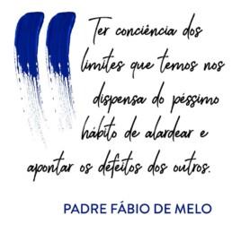 Carolina Massiere, frase do dia, reflexão, quote