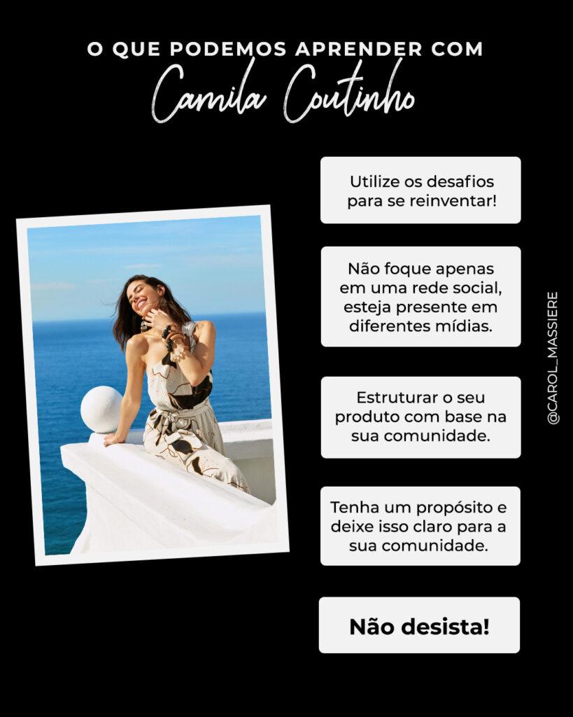 Camila Coutinho, Camila Coutinho instagram, Carol massiere